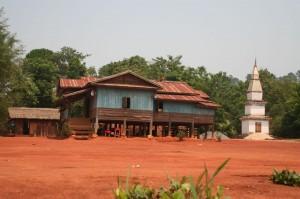 Un temple de campagne
