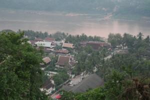 Vue de LP depuis Phou Si
