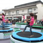 Un nouveau concept: le drumpoline