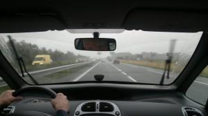 En route vers Saint-Nazaire