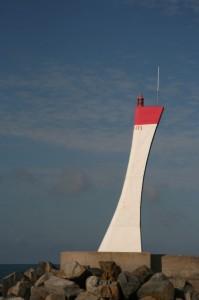 La lanterne du port de La Turballe